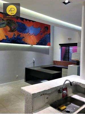 Sobrado Para Alugar, 140 M² Com 5 Salas - Vila Vitória - Mogi Das Cruzes/sp - So0112
