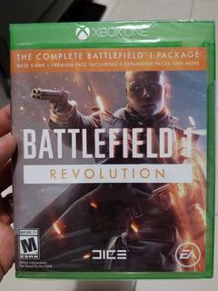 Battlefield 1 Revolution Xbox One Nuevo Sellado Fisico