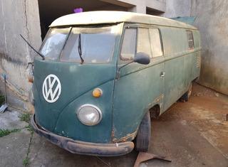 Volkswagen Kombi Kombi 1958 Alemã