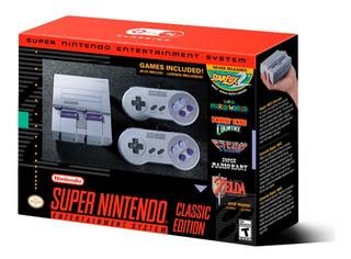 Consola Super Nintendo Nes Classic Edition Fact A-b