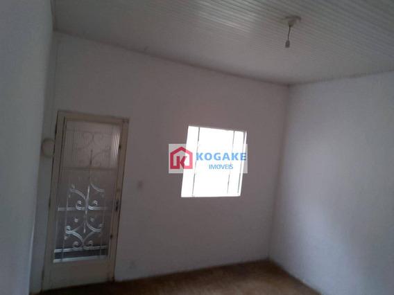 Casa Com 2 Dormitórios Para Alugar, 70 M² Por R$ 1.100,00/mês - Jardim Bela Vista - São José Dos Campos/sp - Ca2619