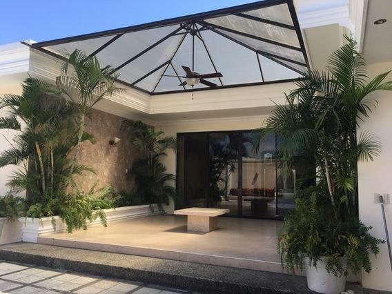 Alquiler De Casa Urb Biblos Km2 Con Piscina Samborondon