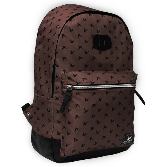 Mochila Estampada Unisex Bross London Brs21 **10