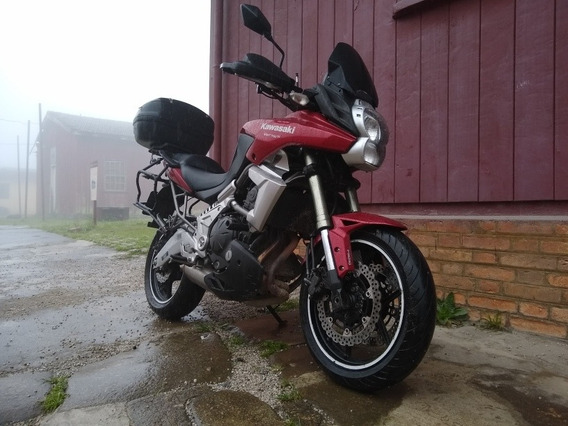 Kawasaki Versys 650 Abs
