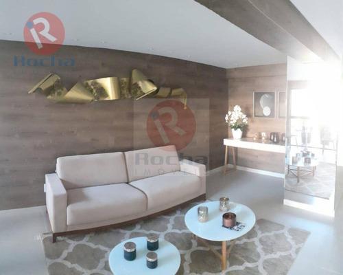 Apartamento Em Soledade, Recife/pe De 42m² 2 Quartos À Venda Por R$ 350.000,00 - Ap998645