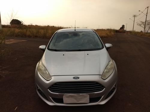 Imagem 1 de 10 de Ford Fiesta 2014 1.6 16v Titanium Flex Powershift 5p