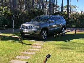 Jeep Grand Cherokee Overland 5.7 Hemi