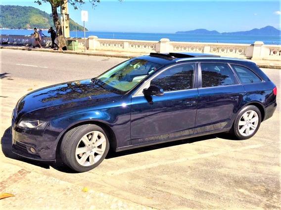 Audi A4 Avant 2011 - Nunca Bateu 100% Original