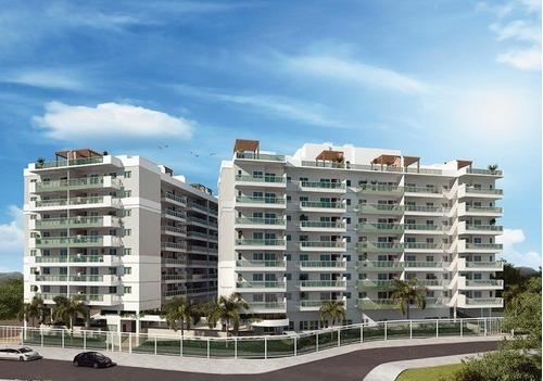 Apartamento À Venda No Bairro Freguesia (jacarepaguá) - Rio De Janeiro/rj - O-6195-14624