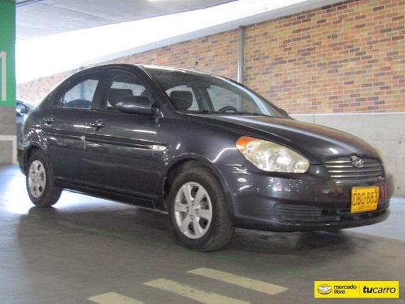 Hyundai Accent 1.4 Gls 4 P