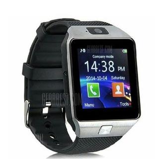 Smartwach Relogio Com Camera E Bluetooth/sd Chip Gsm