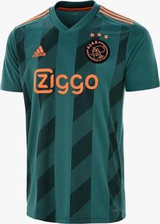 Camisa Nova Ajax 2019/2020 Super Promoção