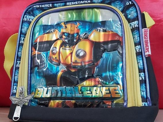Lonchera Térmica / Transformers / Bumblebee
