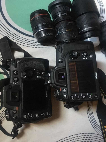 Câmeras D300&d7100 Nikon