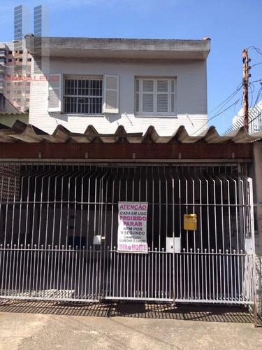 Sobrado Residencial À Venda, Vila Prudente, São Paulo. - So1165