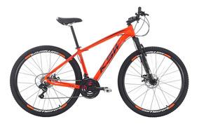 Bicicleta Ksw Aro 29 Alumínio 24 Marchas Freios À Disco