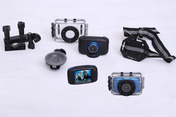 Camera Fotográfica E Filmadora Proteste Tipo Go Pro