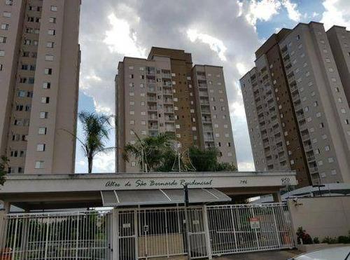 Imagem 1 de 30 de Excelente Apartamento No Bairro São Bernardo Em Campinas. - Ap19273