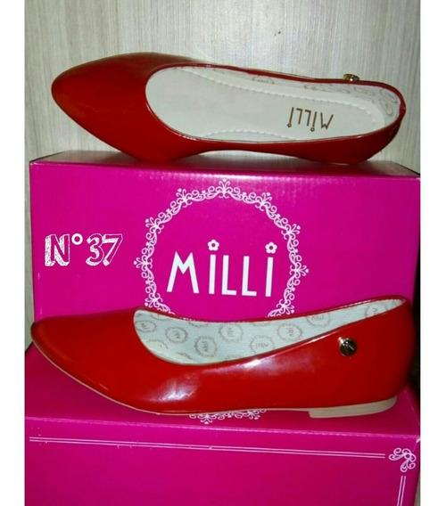 Promoção De Sapatilha Milli Nº 37 Pronta Entrega