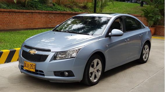 Automovil Chevrolet Cruze Lt Platinum 2012 45000km