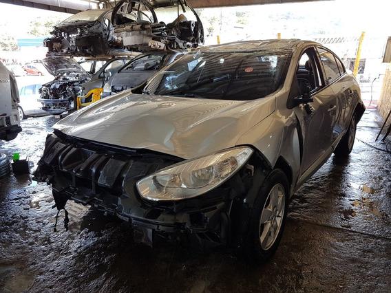 Sucata Renault Fluence 2012 Venda De Peças