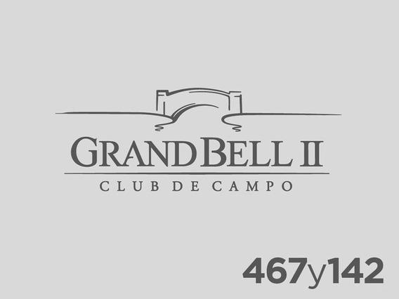 Terreno En Venta En Grand Bell Ii Nº 225 Grand Bell - Alberto Dacal Propiedades