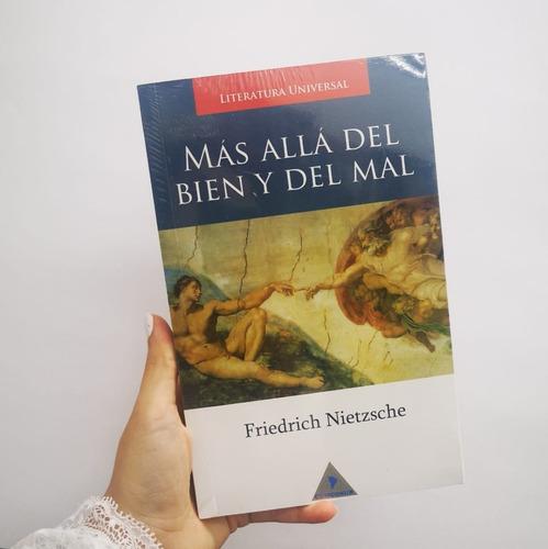 Imagen 1 de 1 de Mas Allá Del Bien Y Del Mal