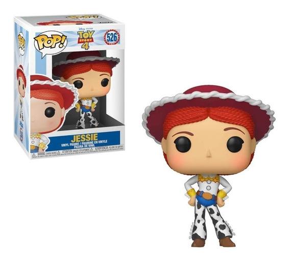 Boneca Funko Pop Jessie Do Filme Disney Toy Story 4