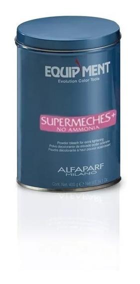Polvo Decolorante Alfaparf Supermeches Sin Amoniaco X 400 G
