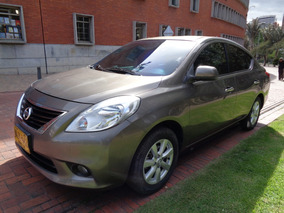 Nissan Versa Advance Mt 1600cc 2ab Abs