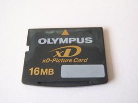 Cartão De Memória Xd 16mb (sem Letra)
