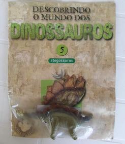 Dinossauro Descobrindo O Mundo Dos Dinossauros 5 Stegosaurus