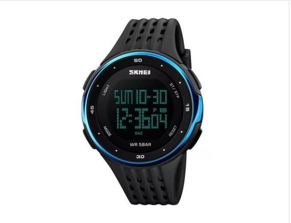 Relógio Esportivo Digital Á Prova D