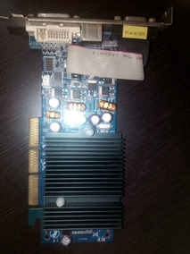 Tarjeta De Video Geforce 6200 Ddr2 256mb
