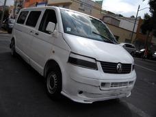 Volkswagen Eurovan Minivan 5vel Diesel Factura De Agencia