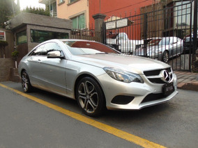 Mercedes-benz E250 Coupe 2017 Impecable