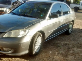 Honda Civic 1.7 Ex At 2005