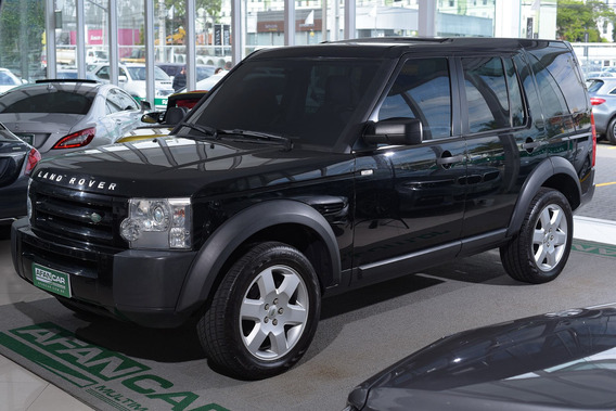 Land Rover Discovery3 S 2.7 4x4 Turbo Diesel Aut./2007
