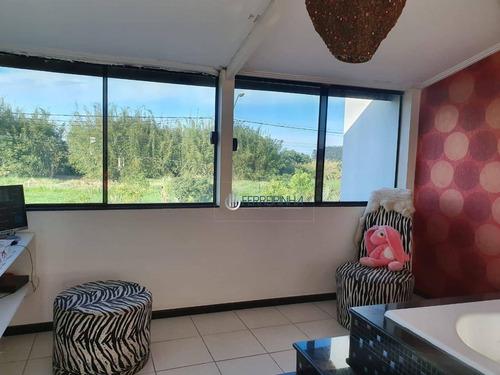 Casa Com Piscina Caçapava, 5 Dorms (2 Suites) - Ca2239