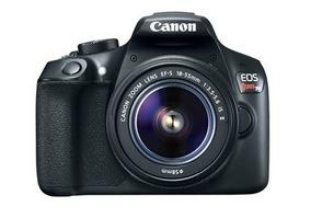 Câm. Canon T6 C/ Objetiva Ef-s 18-55mm F/3.5-5.6 Is Ii