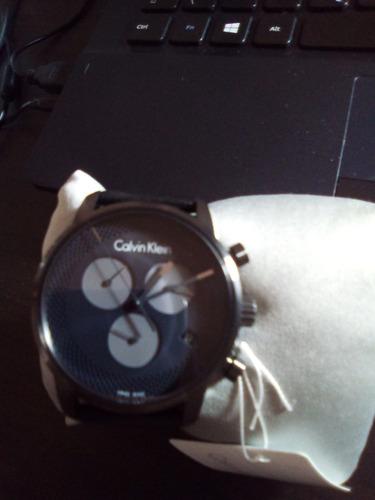 Relógio Calvin Klein (k2g177c3) Original Novo E Com Etiqueta