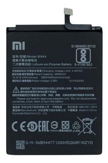 Bateria Pila Interna Xiaomi Redmi 5 Plus Bn44 Nueva 4000mah