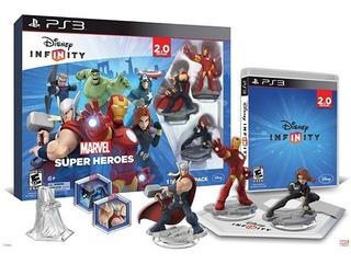 Disney Infinity 2.0 - Marvel Super Heroes Pack Ps3