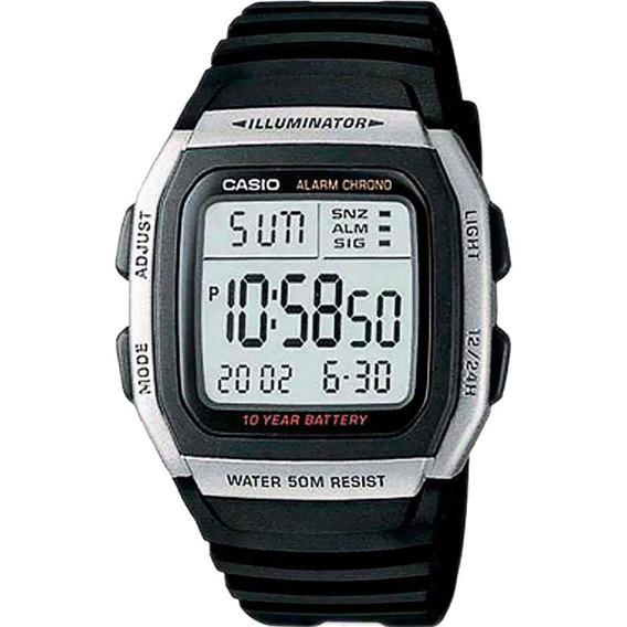 Relógio Casio Masculino W-96h-1avdf