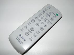 Controle Remoto System Audio Sony Rm-sc50 Original