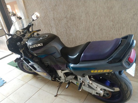 Moto Suzuk Gsxr 1100 Suzuk 1100 Cc Otimo Estado Super Nova