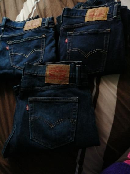 Pantalones Marca Levi