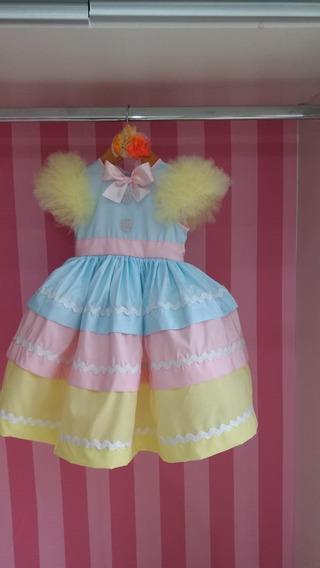Fantasia Infantil - Circo Rosa