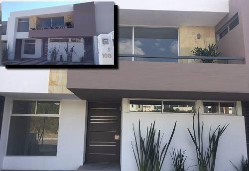 Hermosa Residencia En Lomas De Juriquilla, Premium Y De Lujo