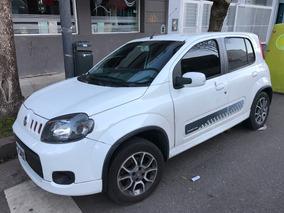 Fiat Uno 5p 1.4 Fire Evo Sporting Blanco